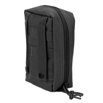 MOLLE Large Medic Pouch and attachable EMT Pouch