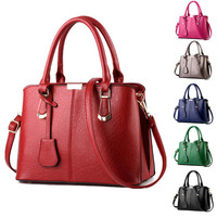 Women Handbag Shoulder Bag Tote Purse Leather Messenger Hobo Bag Satchel Hot