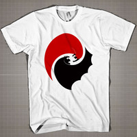 Batman Vs Superman  Mens and Women T-Shirt Available Color Black And White
