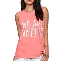 Kendall and Kylie Twist Back Muscle Tank at PacSun.com