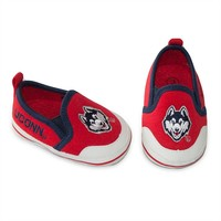 UConn Huskies Crib Shoes - Baby (Blue)