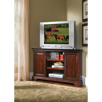 Home Styles Furniture 5537-07 Lafayette Corner Entertainment TV Stand