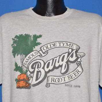 90s Barq's Famous Olde Tyme Root Beer t-shirt Extra Large