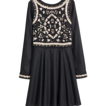 H&M Beaded Dress $69.99