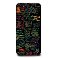 one direction song iPhone 5 | 5s Case