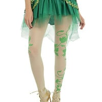 DC Comics Poison Ivy Tulle Cosplay Skirt