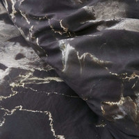 Midnight Marble Duvet Cover | Urban Outfitters