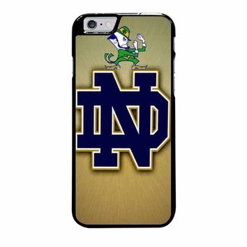 notre dame fighting irish iphone 6 plus 6s plus 4 4s 5 5s 5c cases
