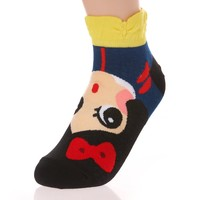 Cute Cartoon Character Socks Princess Series (Snow White)