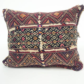 Vintage Berber Pillow #3