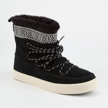 TOMS Alpine Womens Boots