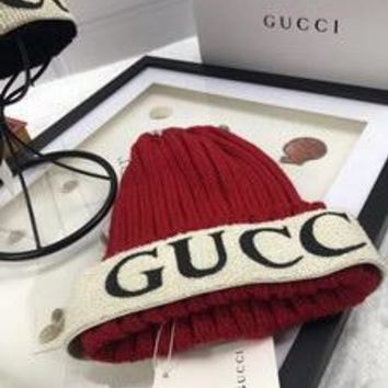 QIYIF Replica GG brand wool winter beanies