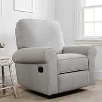 Small Comfort Swivel Glider Recliner