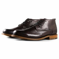 Lee Chukka Boot Redbrown