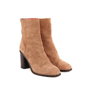 Rag and Bone Brown Suede Boot