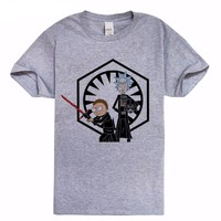 Collection of Rick and Morty Shirts