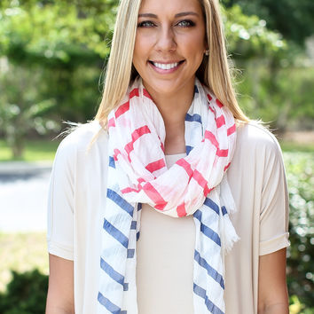 I'm Yours Scarf - Red