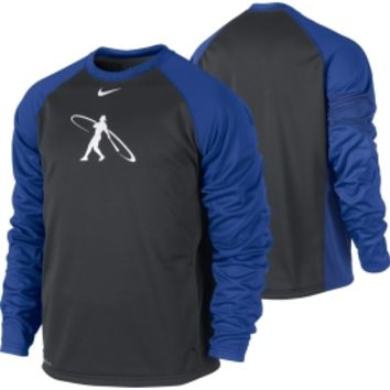 Nike Men's Swingman Therma-FIT 1.5 Baseball Crew Shirt | DICK'S Sporting Goods