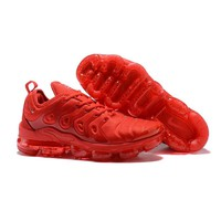 "Nike Air VaporMax Plus ""Gym Red"" VM Tn Running Shoes - Best Deal Online"