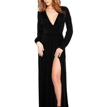 Turnt Up To The Maxi Dress - Dresses - Womens Nakedwardrobe