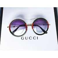 GUCCI Fashion New Polarized Sunscreen Leisure Glasses Eyeglasses