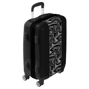 Black Silk Luggage