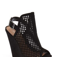 Chinese Laundry 'Magnolia' Perforated Platform Wedge Sandal (Women) | Nordstrom