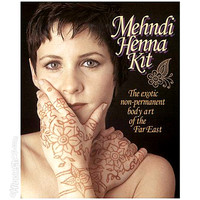 Mehndi Henna Kit on Sale for $14.95 at HippieShop.com