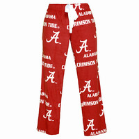 University of Alabama Crimson Tide Facade Microfleece Pants