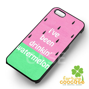 Watermelon Beyonce Funny Cute Pink -tri for iPhone 6S case, iPhone 5s case, iPhone 6 case, iPhone 4S, Samsung S6 Edge