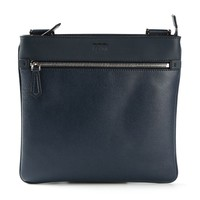 Fendi flat messenger bag