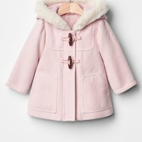Gap Cozy Duffle Coat