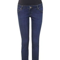 MATERNITY Over The Bump Leigh Jeans - Blue