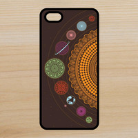 Mandala Planets V2 Space Art Phone Case iPhone 4 / 4s / 5 / 5s / 5c /6 / 6s /6+ Apple Samsung Galaxy S3 / S4 / S5 / S6