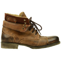 Sacha Lage Worker boots - bruin