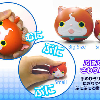 Cute Youkai Watch Character Squishy Mascot Cell Phone Strap on HAMEE!!