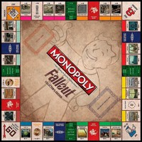 USAOPOLY MONOPOLY: Fallout Collector's Edition - Walmart.com