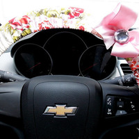 Steering Wheel Cover Rose Car Accessories Bow Bling