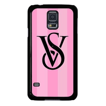 Victoria Secret Logo Samsung Galaxy S5 Case