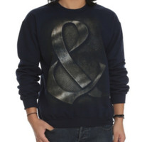 Of Mice & Men Metal Ampersand Crew Pullover