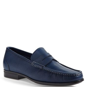 Men's Santoni 'Tucker' Penny Loafer