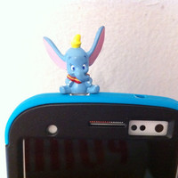 Cute Disney Character  Dumbo the Flying Elephant by CoolerThanCool