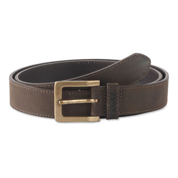 Style n Craft 392702 Leather Belt in Dark Brown Color
