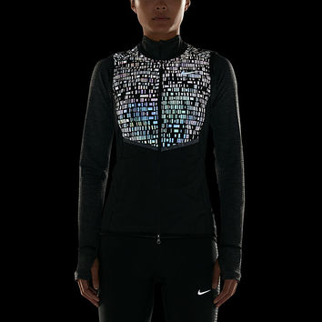 The Nike AeroLoft Flash Women's Running Vest.