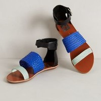 Viera Woven Sandals by Dolce Vita