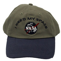 I NEED MY SPACE NASA Meatball Hat