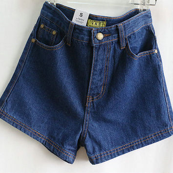 2016 Fashion Sexy Women Shorts Denim Shorts Casual Women Shorts = 4824008132