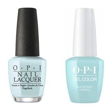 OPI - Gel & Lacquer Combo - Suzi Without a Paddle