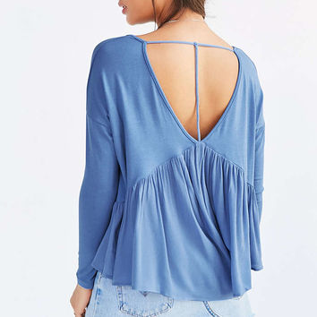 Kimchi Blue Christina Babydoll Top - Urban Outfitters