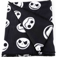 Nightmare Before Christmas Jack | FLEECE BLANKET